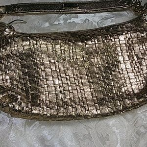 Gold Purse by Elliott Lucca